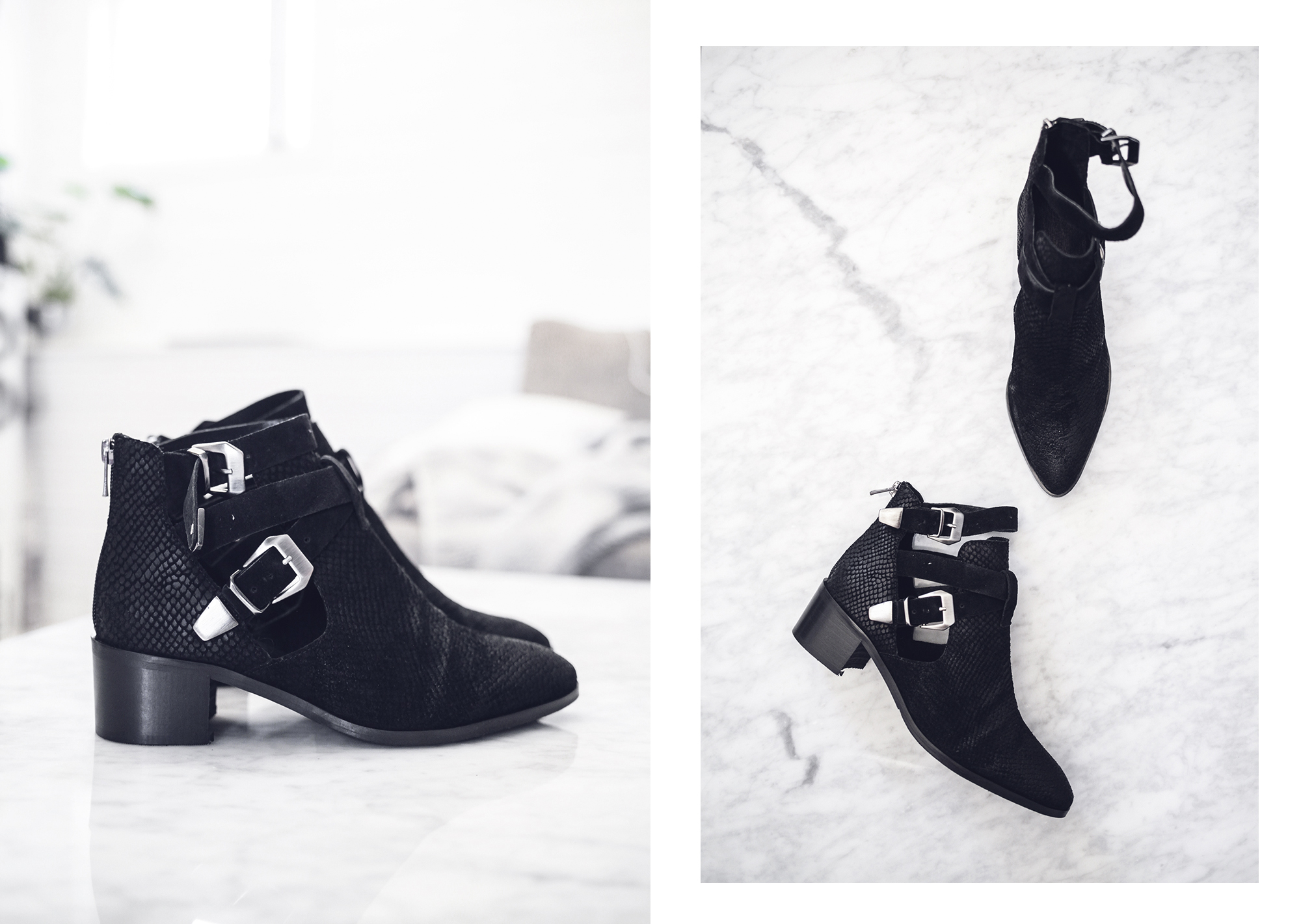 Bianco sko, Caroline Berg Eriksen